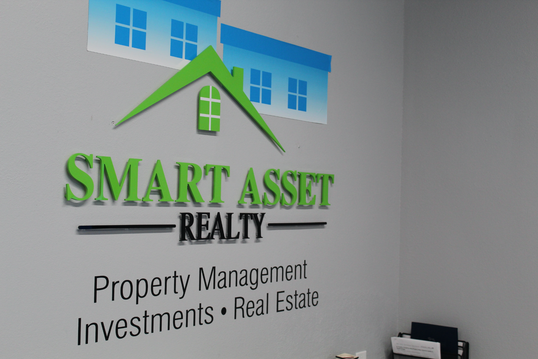 Smart Asset Realty propert management investments and real estate